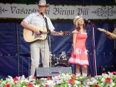 Edvīns Bauers ar grupu 2007. gadā