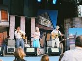 Edvīns Bauers ar grupu 2008. gadā