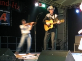 Edvīns Bauers ar grupu 2009. gadā