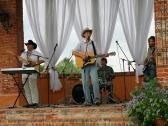 Edvīns Bauers ar grupu 2010. gadā