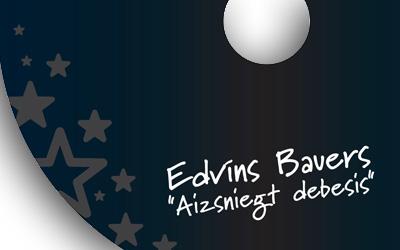 Iegādāties Edvīna Bauera CD